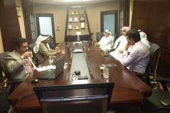 Client Meeting in Jeddah