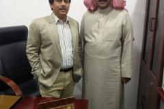 With Dammam Client