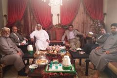Business Meeting in Dammam