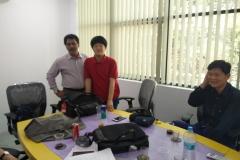 Korean Business Team in India